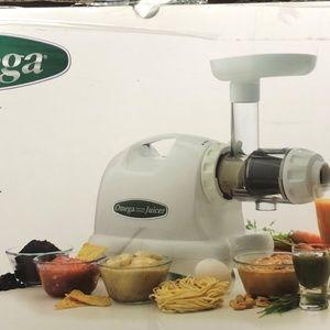 Omega 8004 Juicer